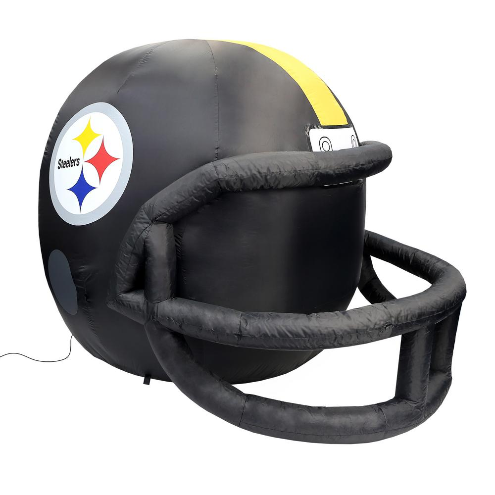 fc413a75 NFL Pittsburgh Steelers Inflatable Helmet