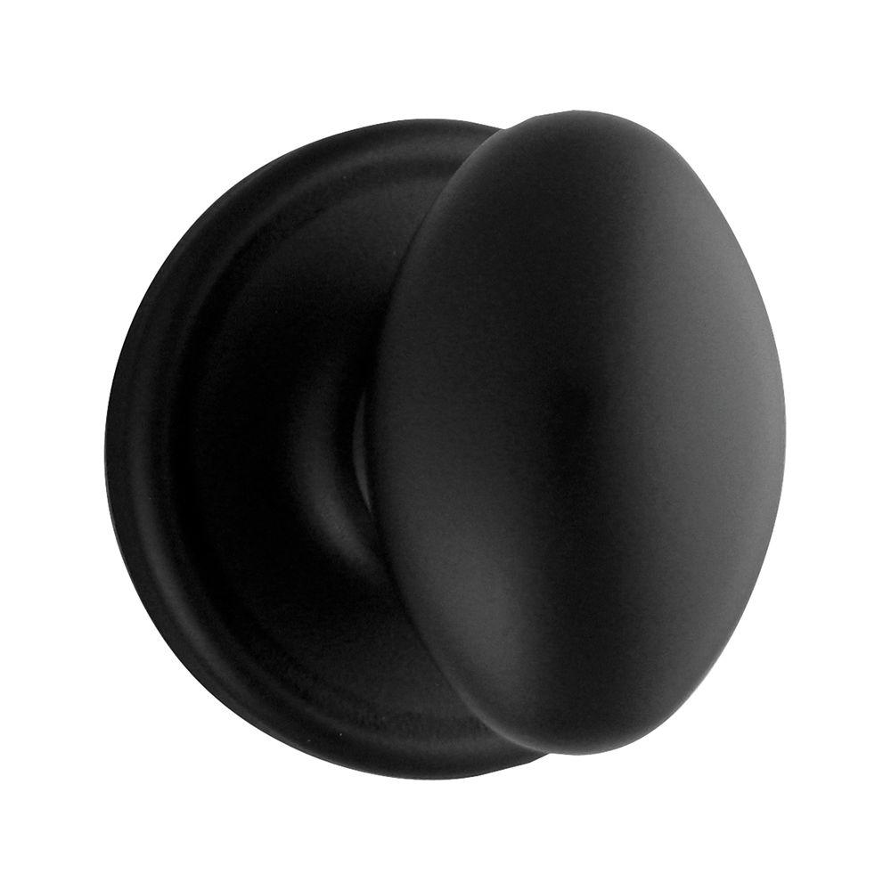Kwikset Laurel Iron Black Hall Closet Knob 720l 514 Rcal