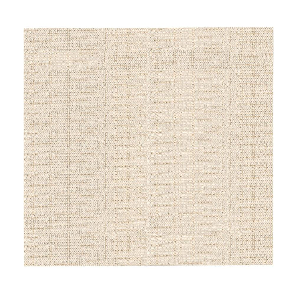SoftWall Finishing Systems 64 sq. ft. Crosstown Ray Fabric Covered Full Kit Wall Panel