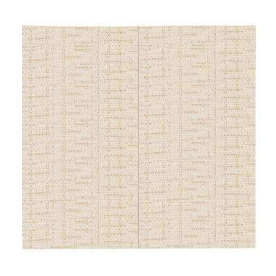 64 sq. ft. Crosstown Ray Fabric Covered Full Kit Wall Panel