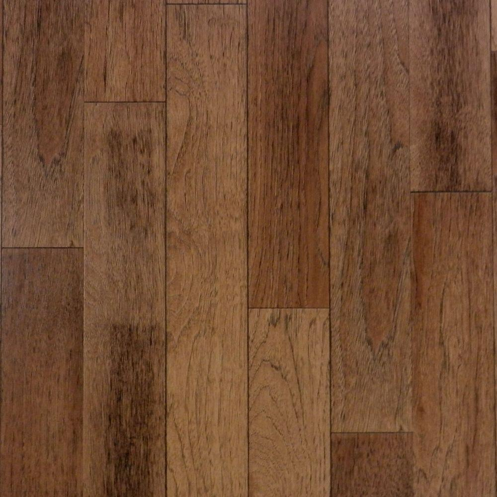Innovations American Hickory 8 mm Thick x 15-1/2 in. Wide x 46-1/2 in. Length Click Lock Laminate Flooring (20.14 sq. ft. / case)