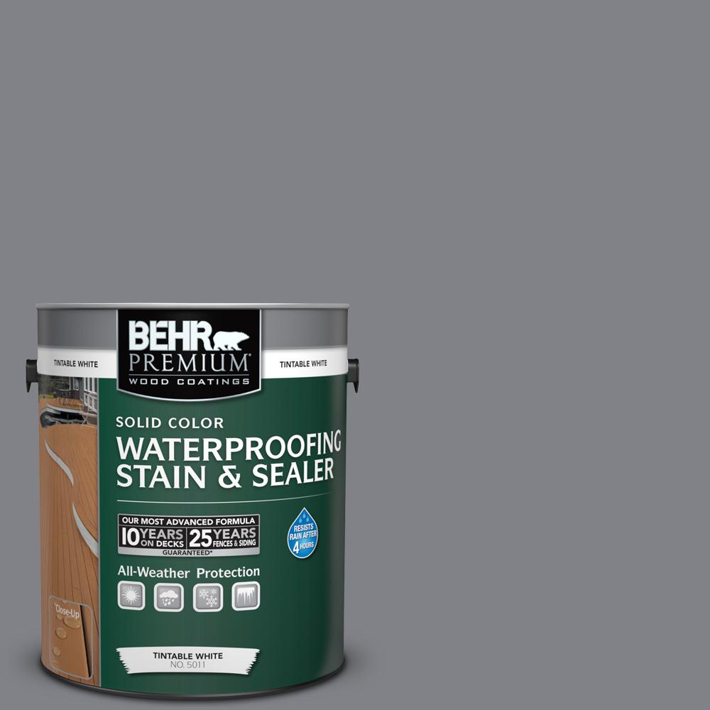 1 gal. #N530-5 Mission Control Solid Waterproofing Stain and Sealer