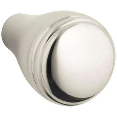 Devonshire 875 in. Vibrant Polished Nickel Knob