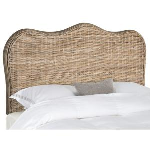 Imelda Grey King Headboard