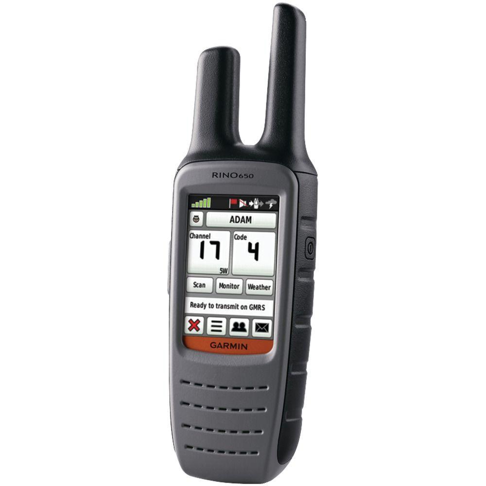 Garmin Rino 650 GPS Plus Radio