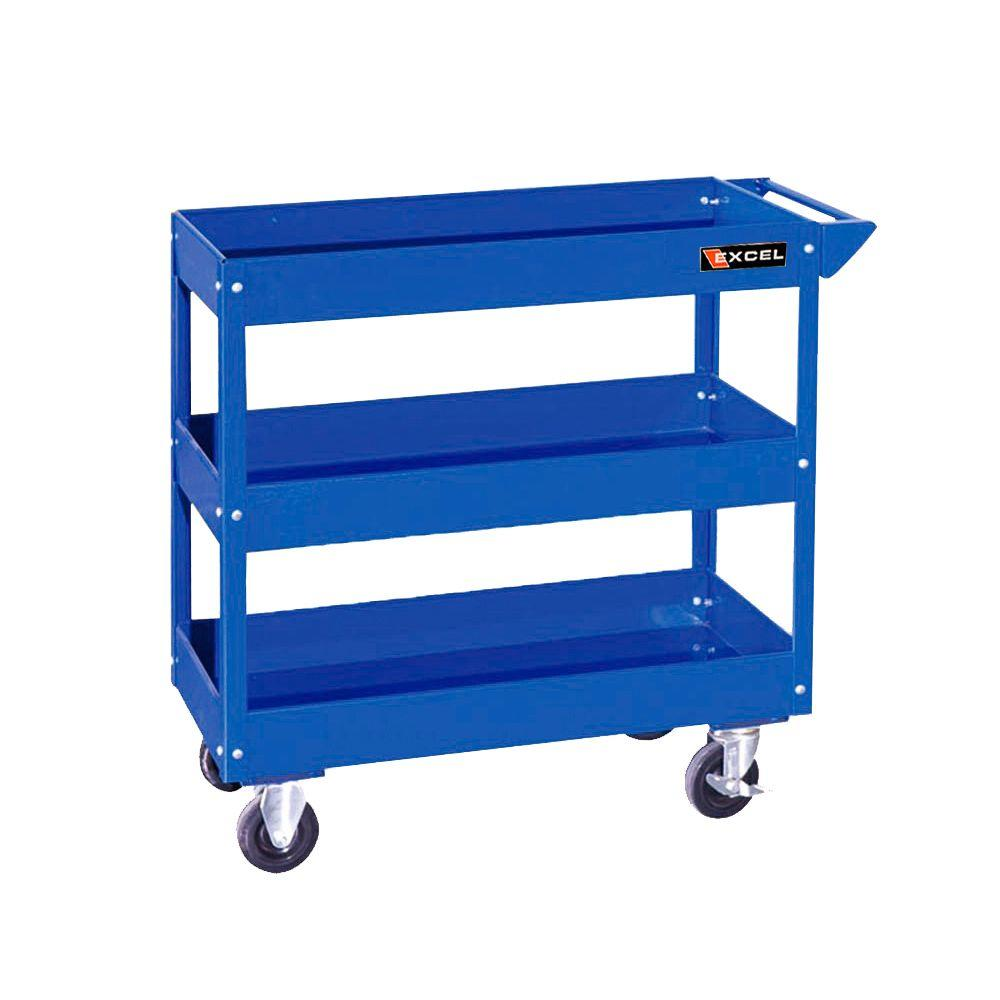 excel utility cart