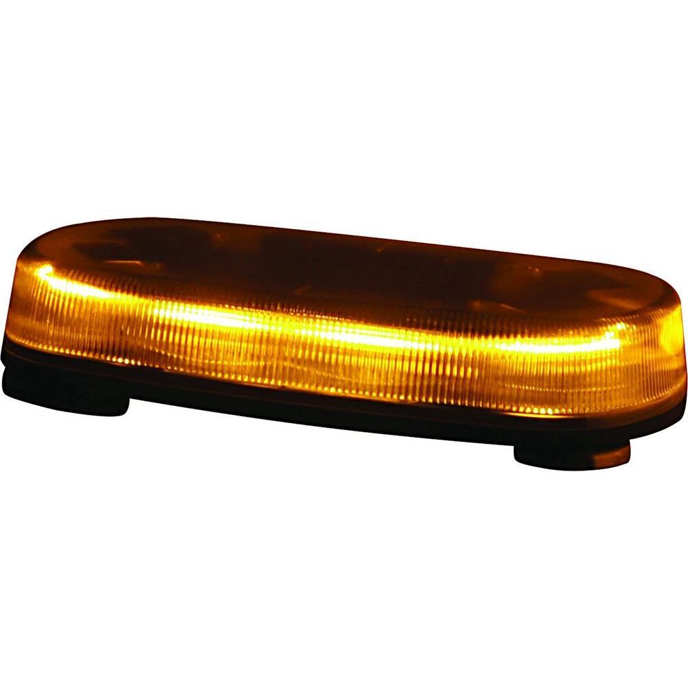 32 Amber LED Mini Light Bar
