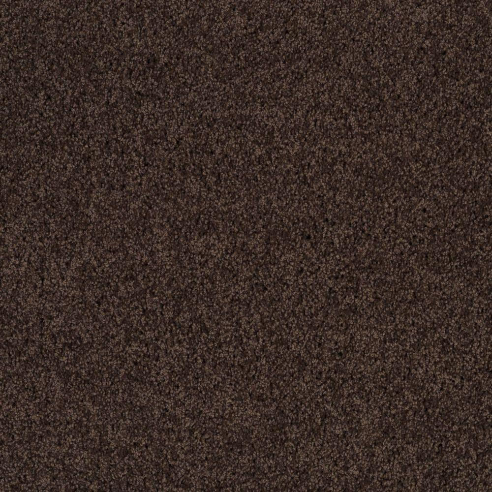 Martha Stewart Living Port Stanwick I - Color Molasses 6 in. x 9 in. Take Home Carpet Sample-DISCONTINUED