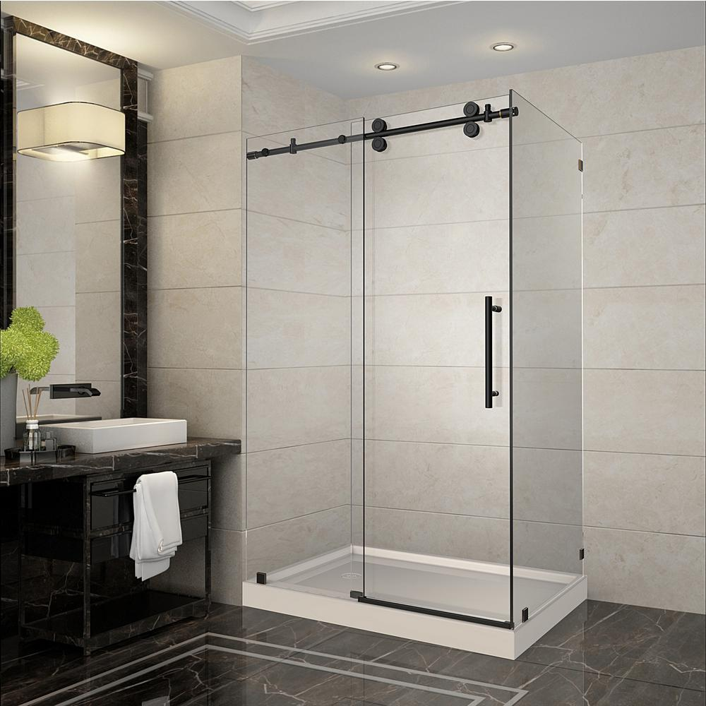 Aston Langham 48 In. X 35 In. X 77.5 In. Completely