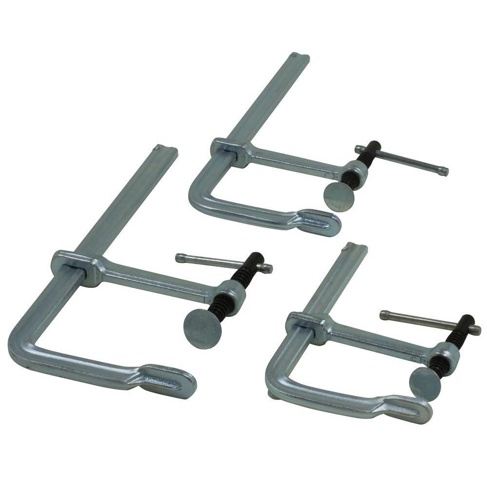 "Bessey GS30K 0-12/"" ClassiX Standard Pad Welding Clamp"