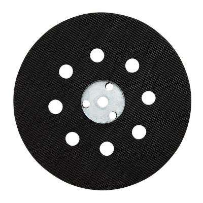 5 in. Soft Hook & Loop Sander Backing Pad for Polishing and Sanding (Fits 1295D Series, 3107DVS and 3725DEVS)