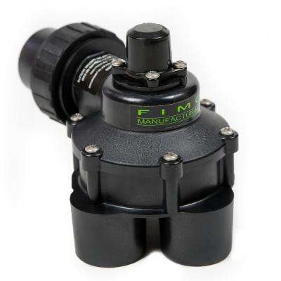 1-1/4 in. 6 PSI 4-Zone Flow Valve
