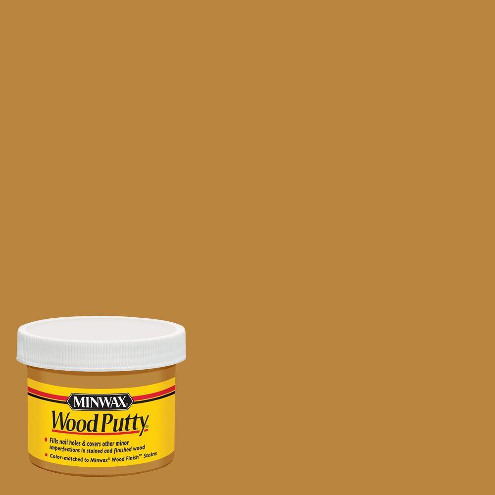 Minwax 3.75 oz. Golden Oak Wood Putty