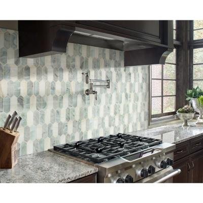 Cienega Springs Picket 13.78 in. x 10 in. x 6mm Textured Multi-Surface Mesh-Mounted Mosaic Tile (0.96 sq. ft.)