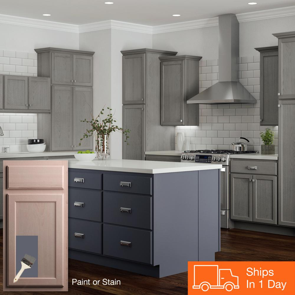 Stupendous Ideas Of Home Depot Unfinished Kitchen Cabinets ...