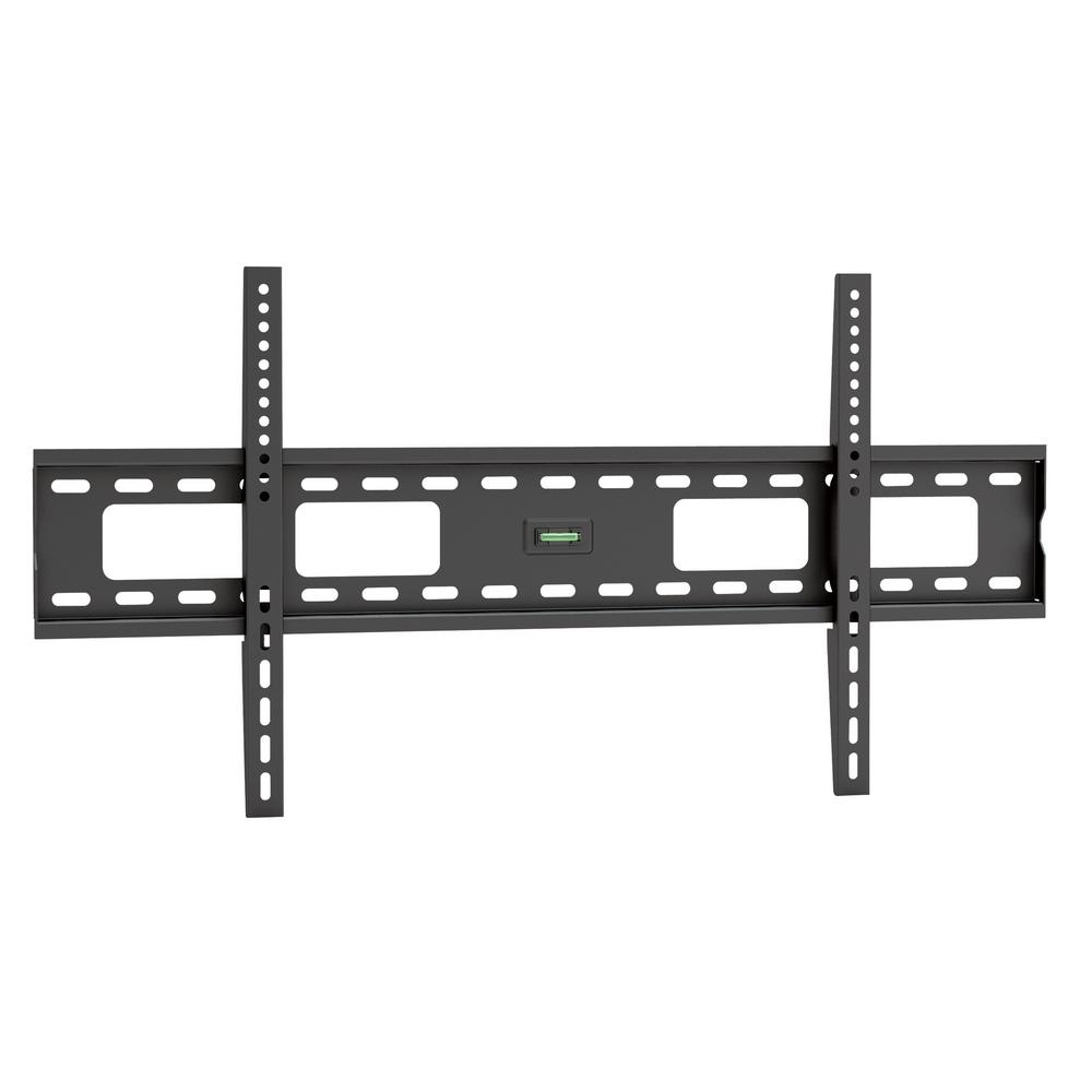 ProMounts ProMounts Extra Large Flat TV Wall Mount for 50 to 80 inch, Black