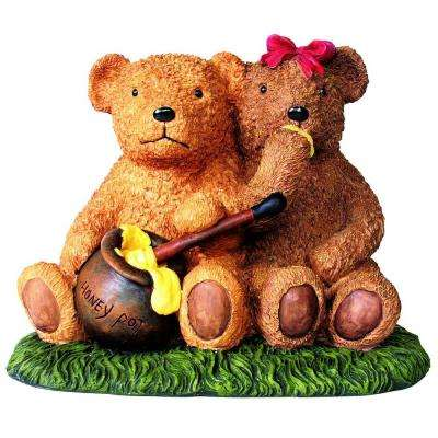 Honey Pot Bears Statue
