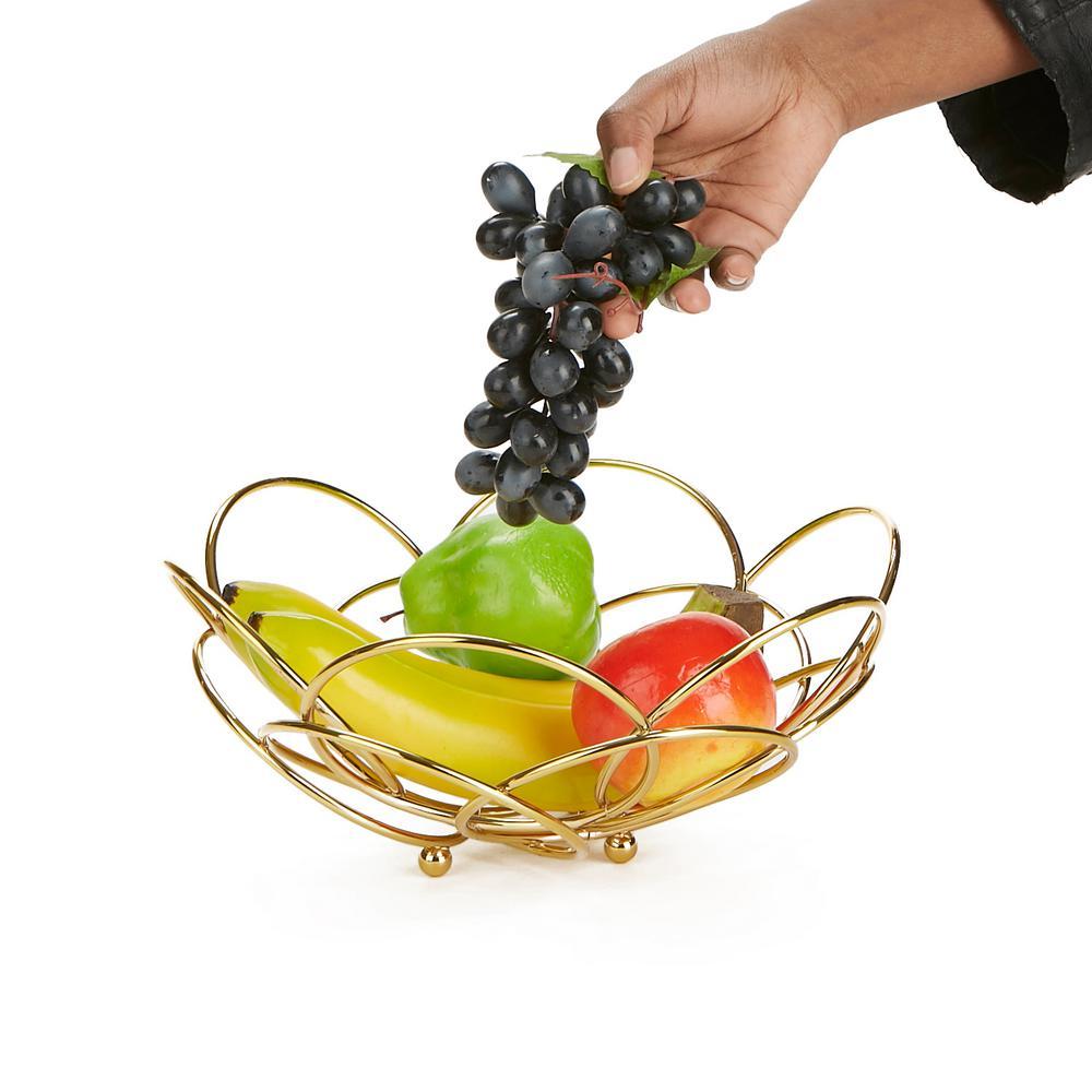 Fruit And Vegetable Basket Bowl