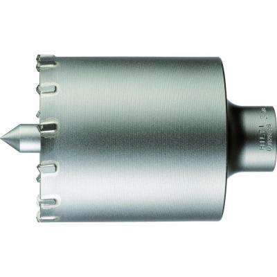 TE-C 2-1/2 in. SDS-Plus Style Percussion Core Bit