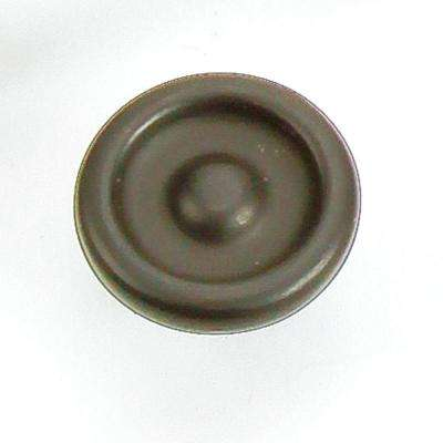 Foundry 1-1/4 in. Bronze Cabinet Knob