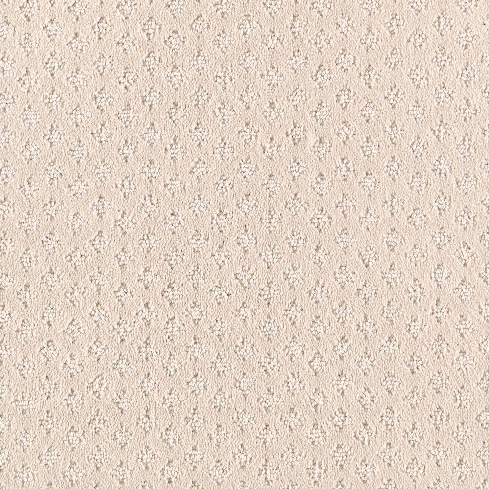 Fast Walk - Color Linen Loop 12 ft. Carpet