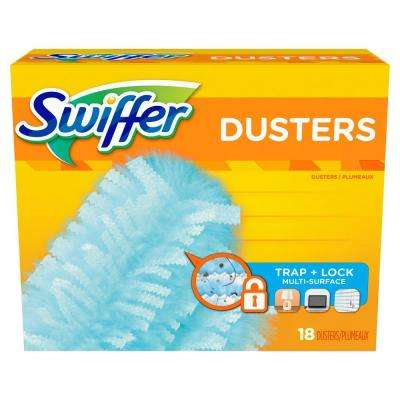 180-Degree Unscented Duster Multi-Surface Refills (4 - 18-Count)