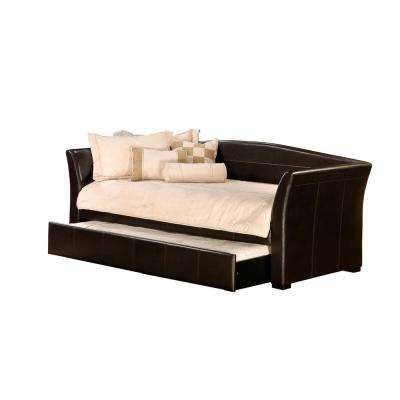 Montgomery Brown Trundle Day Bed