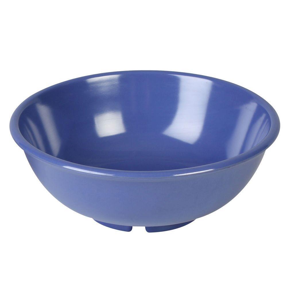 Restaurant Essentials Coleur 32 oz., 7-1/2 in. Salad Bowl in Purple