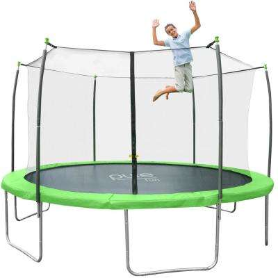 Dura-Bounce 12 ft. Trampoline with Enclosure