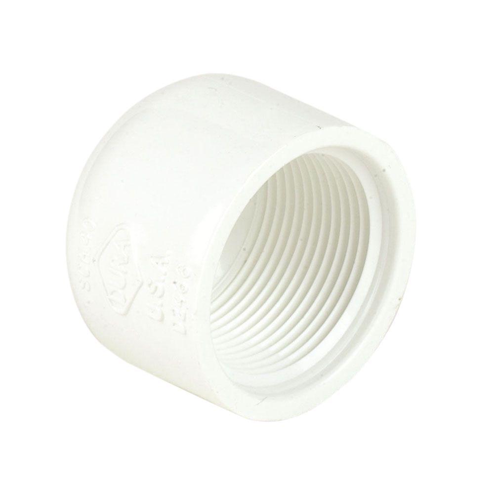 3/4 in. Schedule 40 PVC Cap