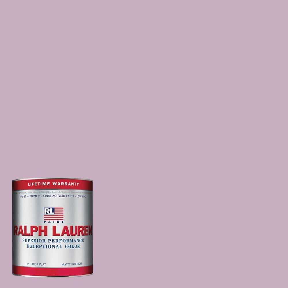 Ralph Lauren 1-qt. Lord Pink Flat Interior Paint
