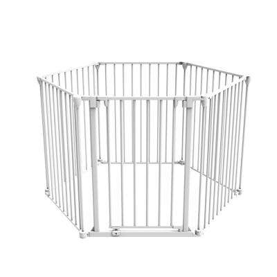 146 in. L Child Safety Playpen 3-in-1 Multipurpose Barrier