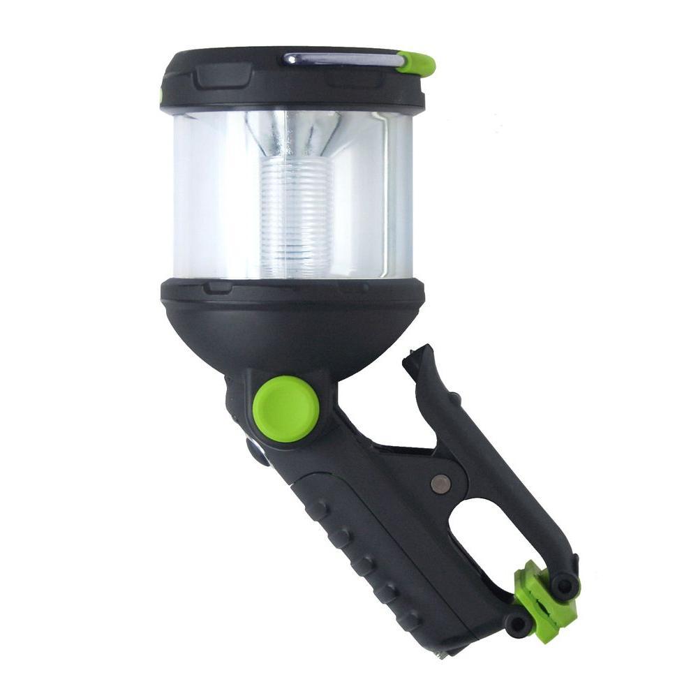 Clamplight 4-in-1 LED Flashlight