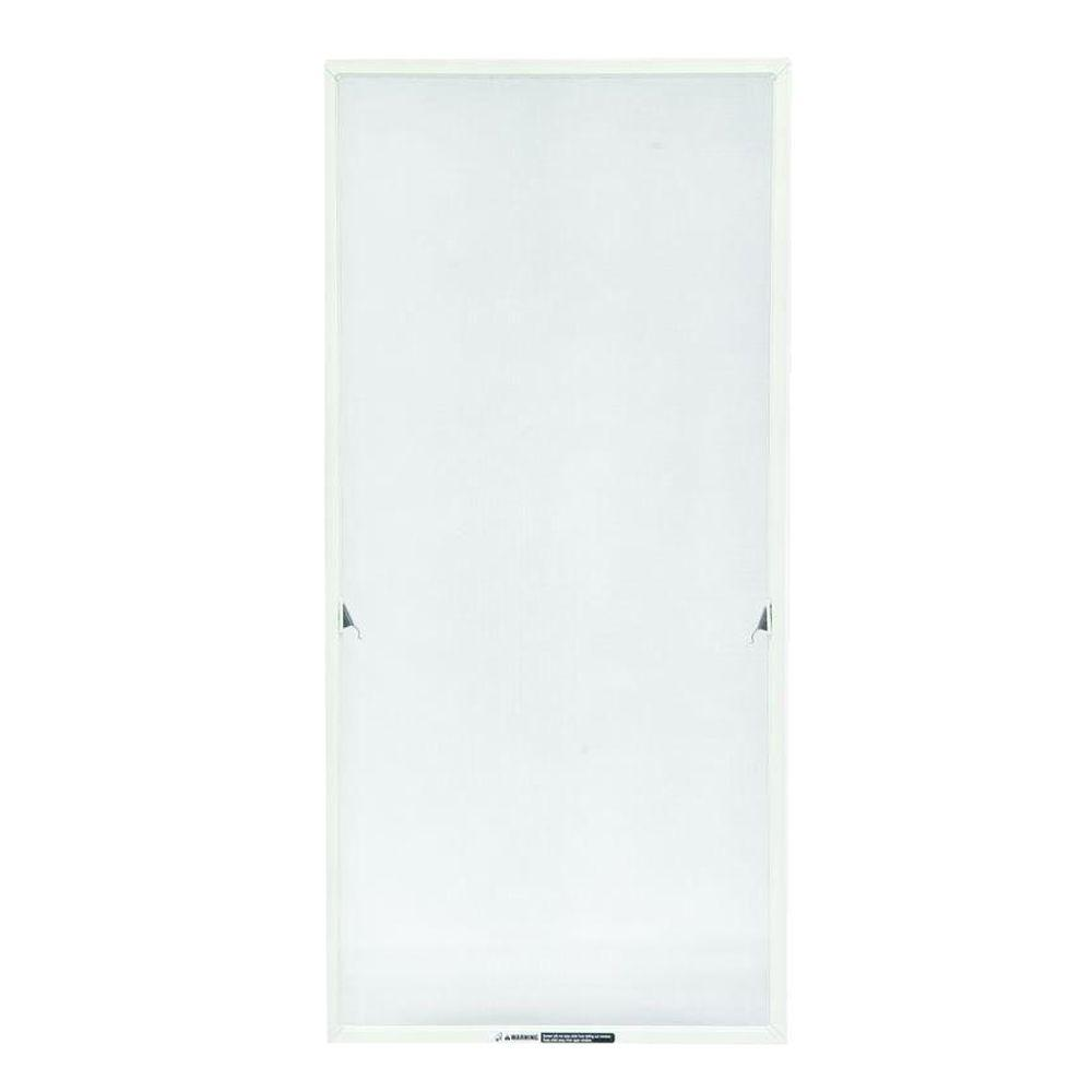 Andersen TruScene 24-15/16 in. x 55-13/32 in. White Casement Insect Screen
