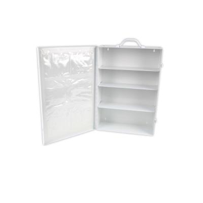 4-Shelf First Aid Cabinet without Product