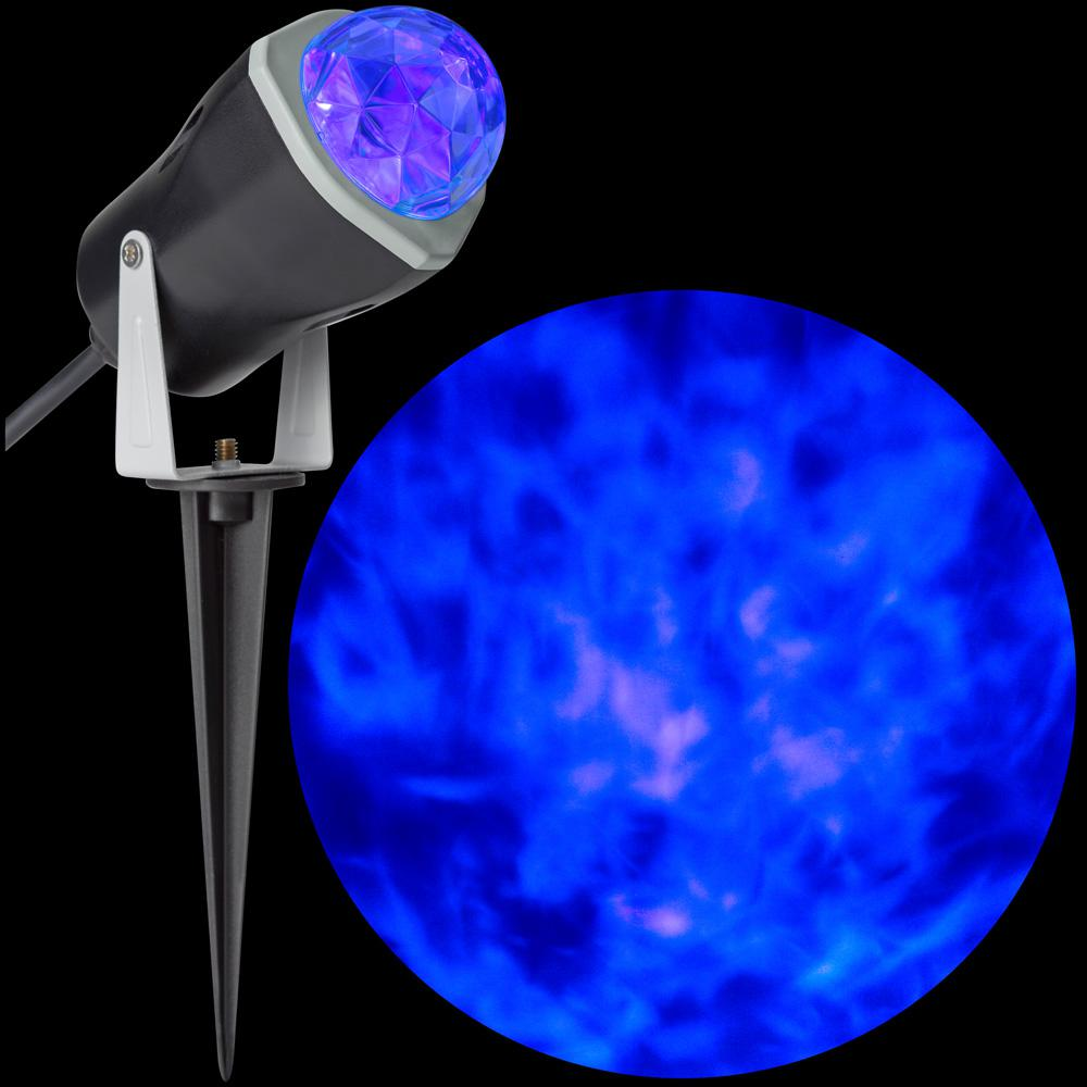 Lightshow LED Projection Fire and Ice Black Ice