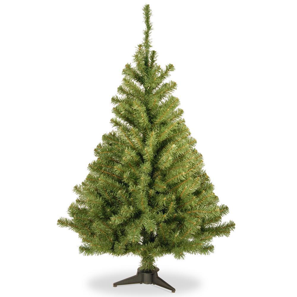 National Tree 3 ft. Kincaid Spruce Artificial Christmas Tree