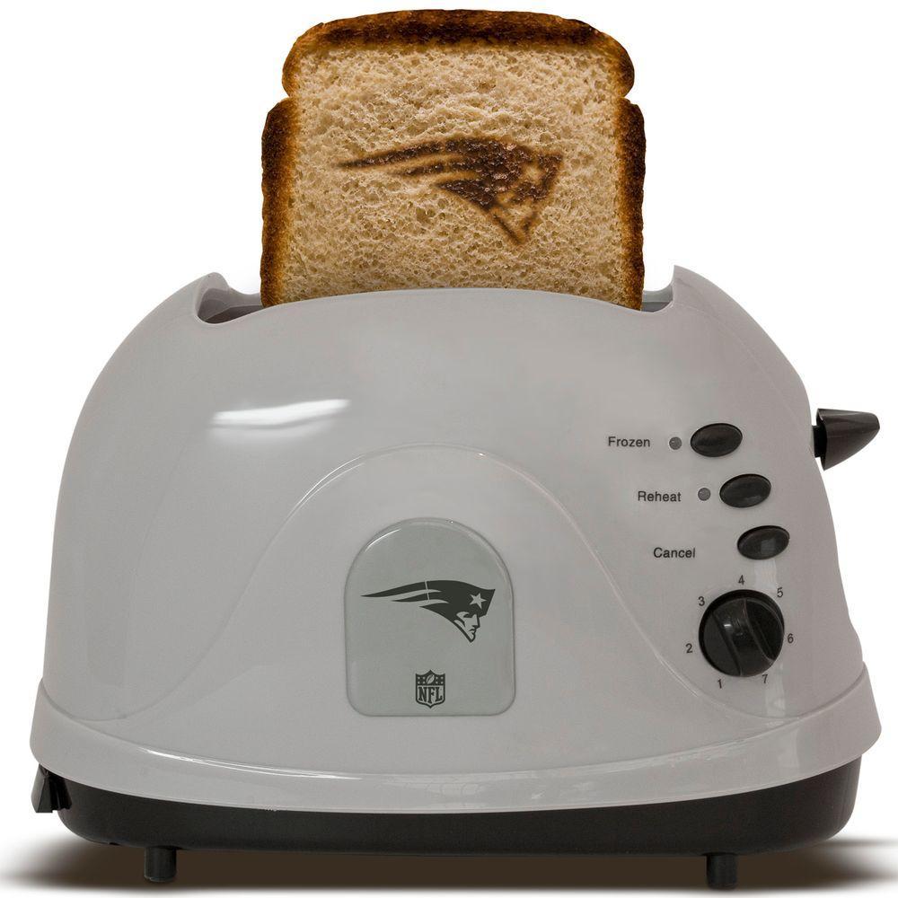 ProToast NFL 2-Slice New England Patriots Team Toaster-DISCONTINUED