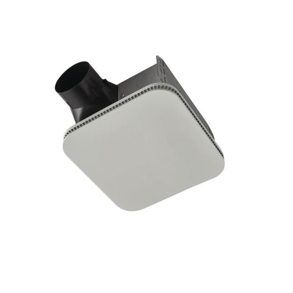 Flex 80 CFM Bathroom Exhaust Fan with CleanCover Grille, ENERGY STAR*
