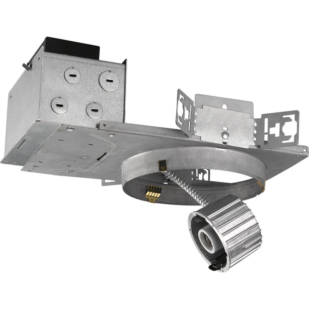 Progress Lighting 8 in. Metallic Pro-Optic Metal Halide Recessed Housing
