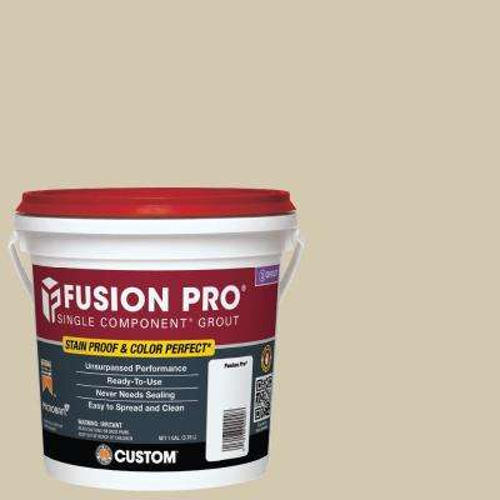 Fusion Pro #382 1 Gal. Bone Single Component Grout