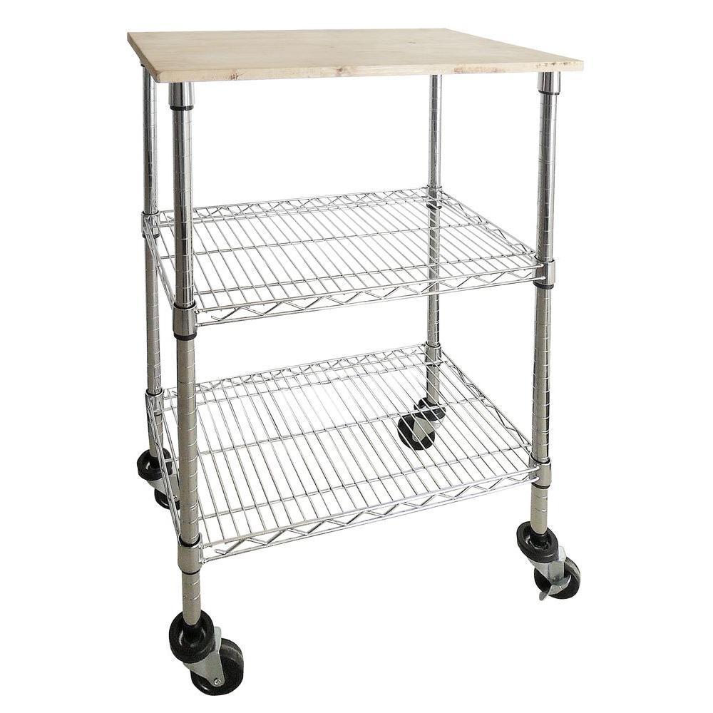 Sandusky 24 in. W Utility Cart