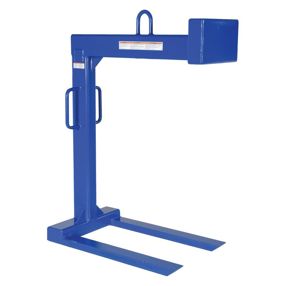 Vestil 4,000 lb. Capacity Pallet Lifter with 36 inch Forks by Vestil