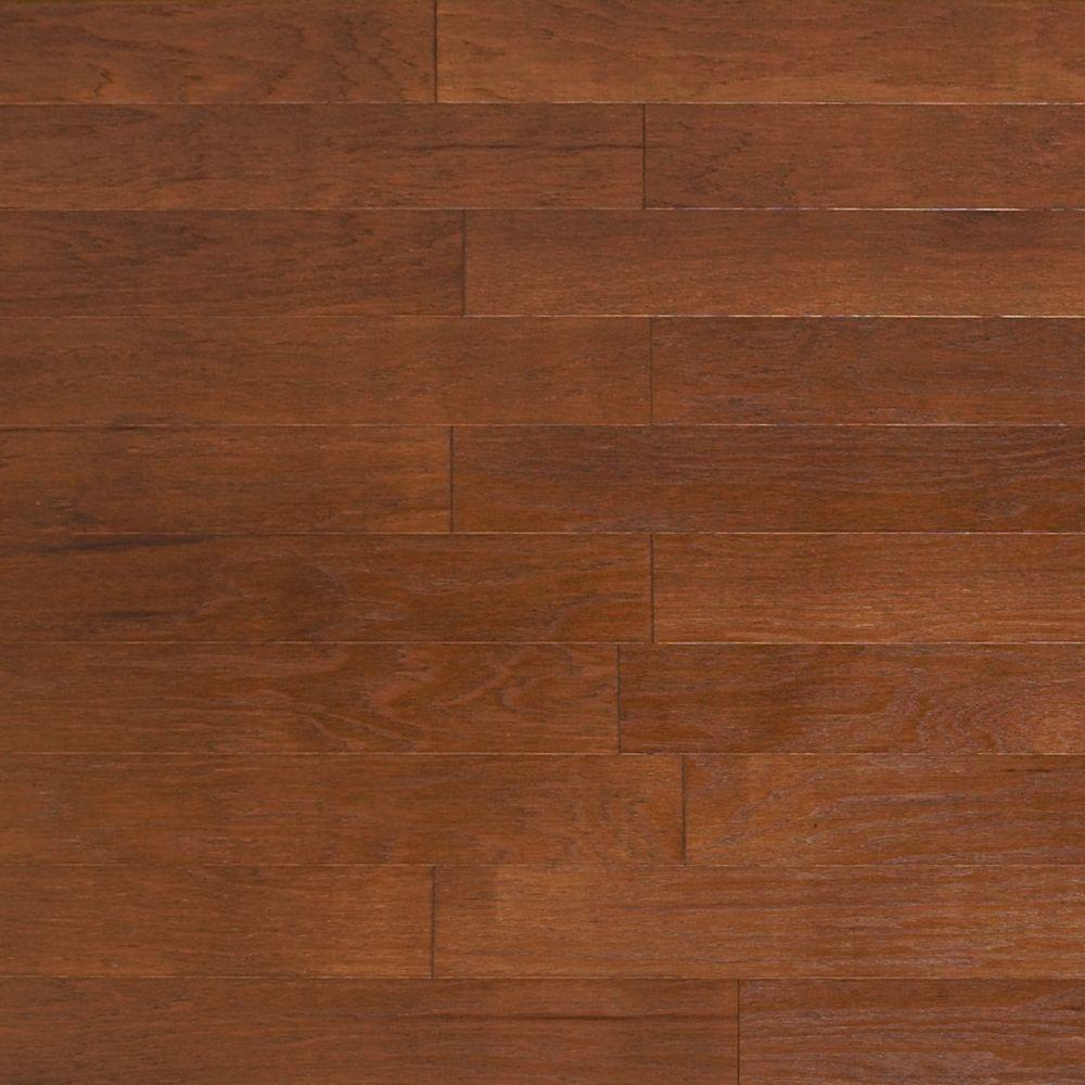 Heritage mill brushed vintage hickory cashmere 1 2 in x 5 for Hardwood floors 1000 square feet