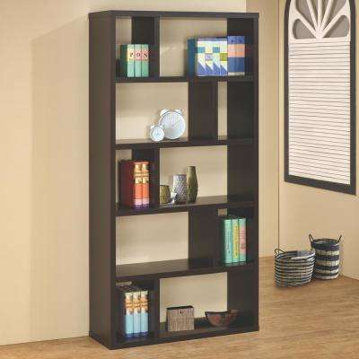 Loyer Cappuccino Bookcase