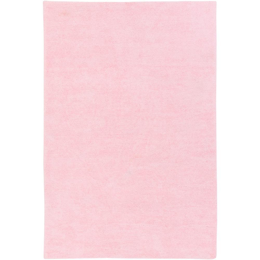 Arnold Gabriel Light Pink 3 ft. x 5 ft. Indoor Area