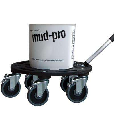 19-13/16 in. x 19-13/16 in. x 7-3/4 in. Radial-Roller 1 Material Mover Fits 5-Gal. Bucket RR 1