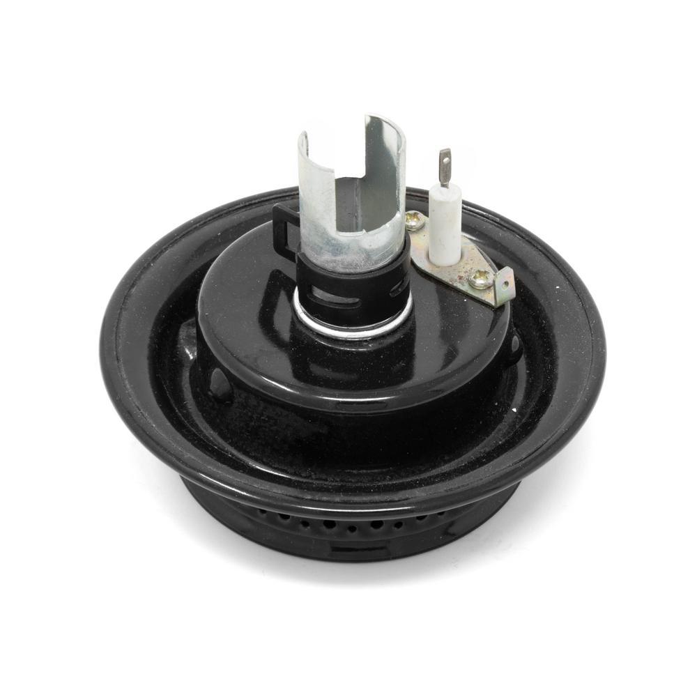 Gas Range Sealed Burner Head and Igniter (OEM Part Number 3412D024-09)