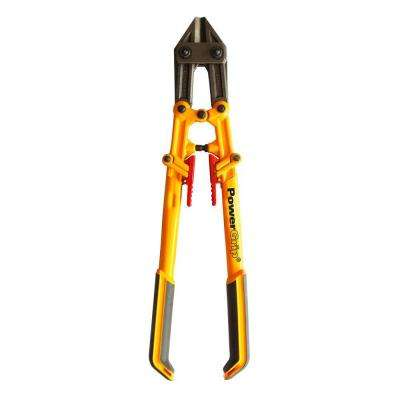 18 in. Powergrip Bolt Cutter with Foldable Handles