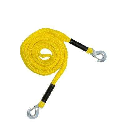 14 ft. Tow Rope with Steel Forged Hooks